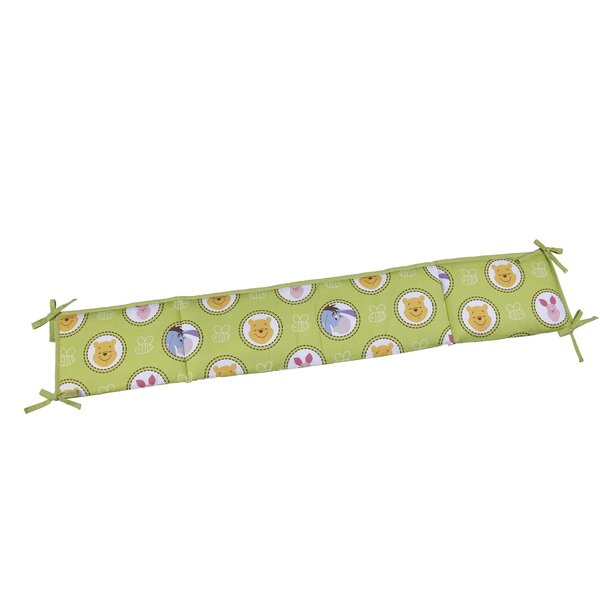 Playful Pooh Traditional Padded Bumper by Disney