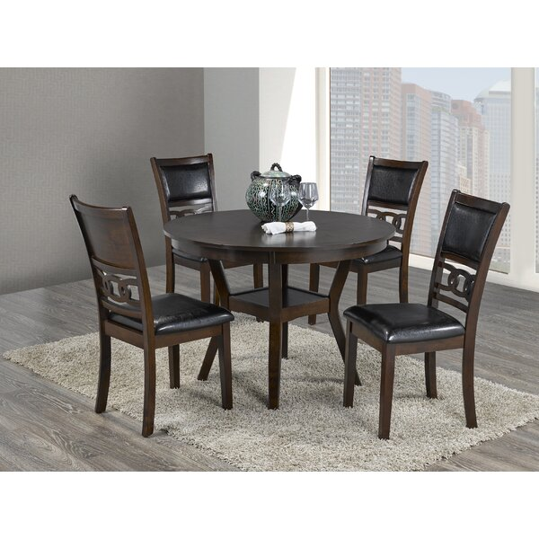 Trinity Place 5 Piece Dining Set by Winston Porter