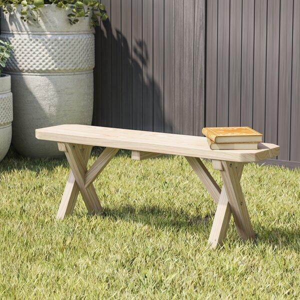 Sempronius Wood Picnic Bench