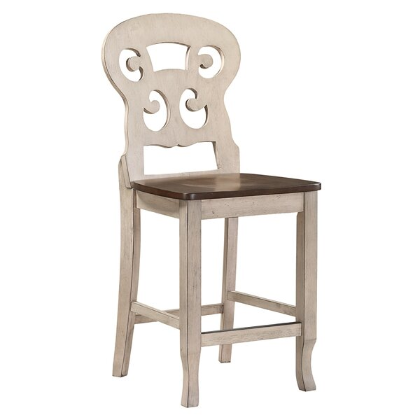 Castagna 24 H Bar Stool (Set of 2) by August Grove