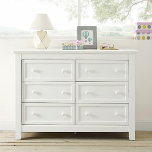 Banks 6 Drawer Double Dresser