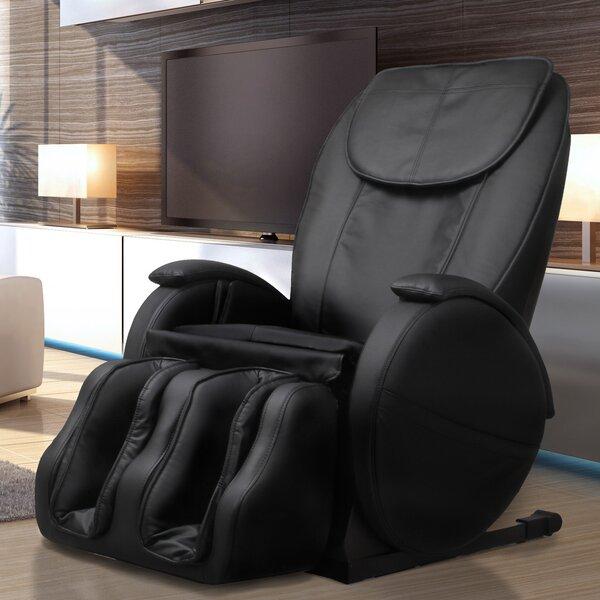 Hampton Edition Faux leather Zero Gravity Massage Chair by Dynamic Massage Chairs