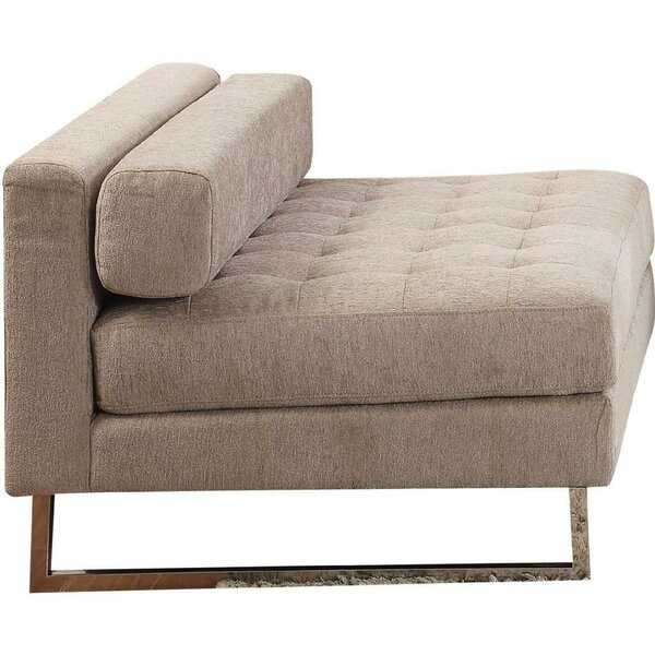 Tavistock Slipper Chair by Everly Quinn
