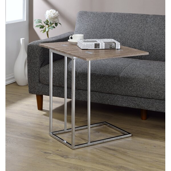 Salomon End Table by Ebern Designs