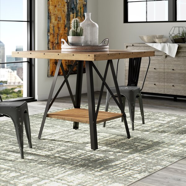 Laguna Reclaimed Counter Height Dining Table by Trent Austin Design