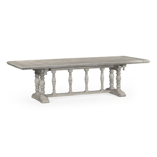 Elizabethan Solid Wood Dining Table by Jonathan Charles Fine Furniture