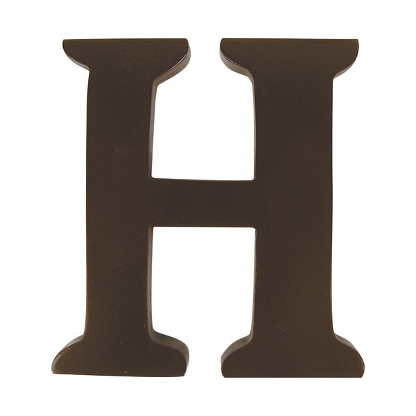 Decorative Letter Hanging Wall Décor by Trend Lab