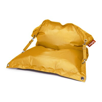 Large Bean Bag Chair & Lounger Fatboy Upholstery Color: Yellow Ochre