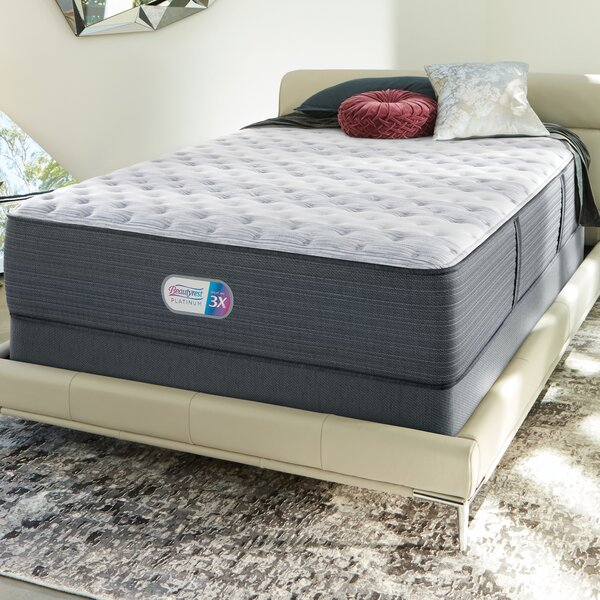 Beautyrest Platinum 14 Extra Firm Innerspring Mattress by Simmons Beautyrest