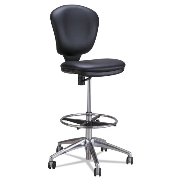Metro Extended Height Swivel/Tilt Mid-Back Drafting Chair by Safco Products Company