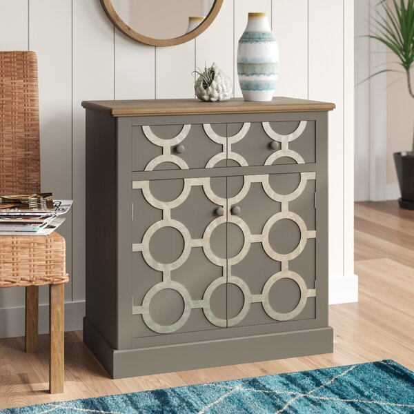 Ardie 2 Door Accent Cabinet by Beachcrest Home Beachcrest Home
