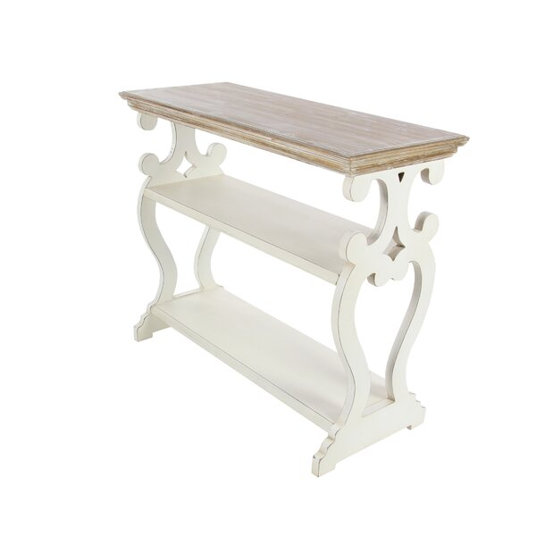 Czajkowski Wood Console Table by Gracie Oaks Gracie Oaks