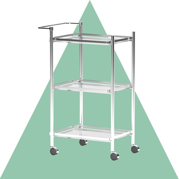 Castleman Bar Cart By Hashtag Home