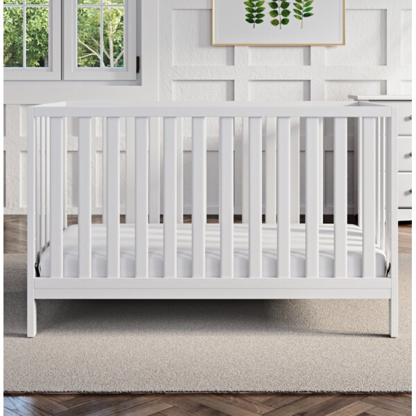 Pacific 3-in-1 Convertible Crib by Storkcraft