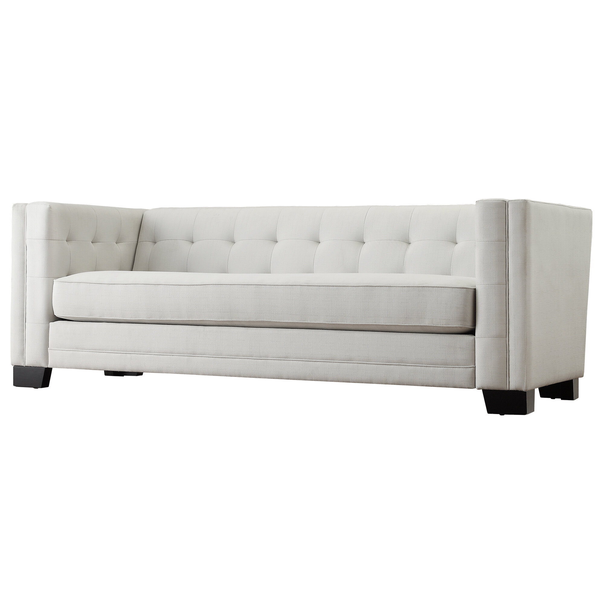 fontana products craftmaster arms traditional couch with flared furniture tufted button by sofa wide