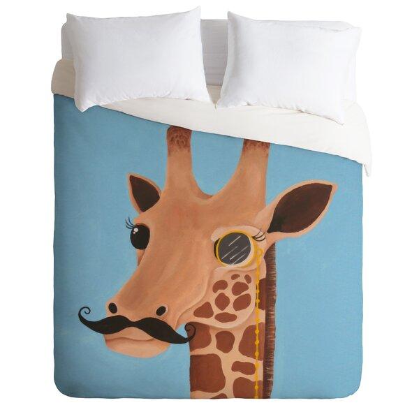 Mandy Hazell Gentleman Giraffe Duvet Cover Collection