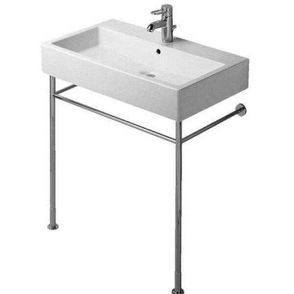 Vero Bathroom Sink Console by Duravit