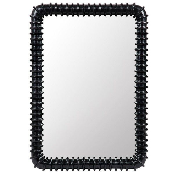 Toshi Wall Mirror by Noir