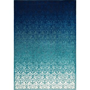 Devynn Turquoise Area Rug