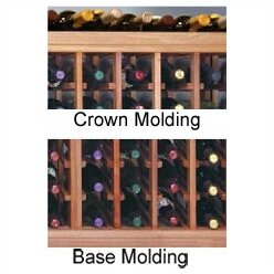 Designer Series Straight Molding by Wine Cellar Innovations