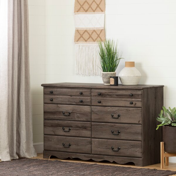 Prairie 8 Drawer Dresser by South Shore
