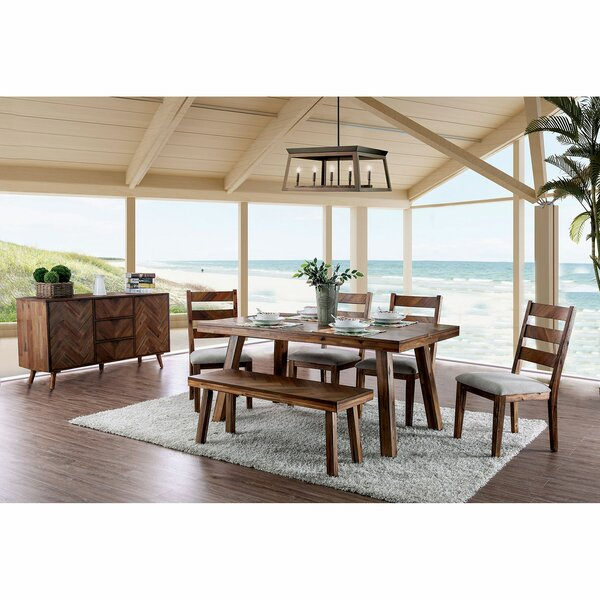Stillmore 6 Piece Dining Set by Foundry Select