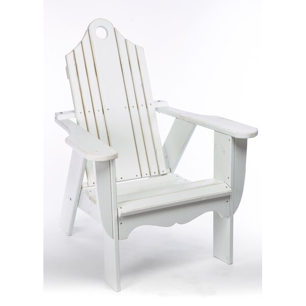 Brookside Solid Wood Adirondack Chair by CO9 Design