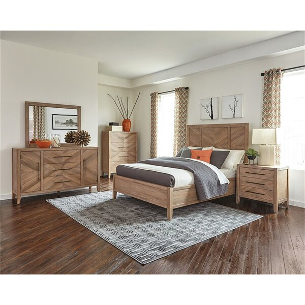 Shae Standard Configurable Bedroom Set by Foundry Select