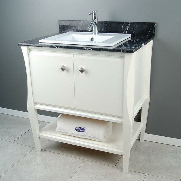 Sahara 31 Single Vanity Set by D'Vontz