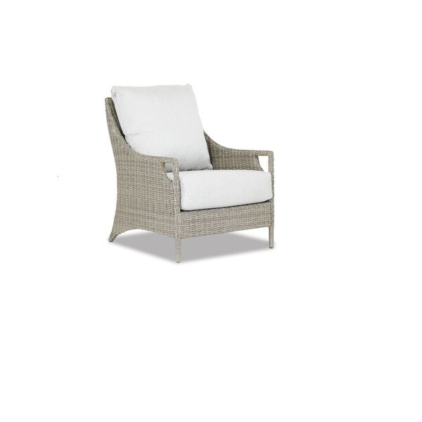 Ibiza Patio Chair with Sunbrella Cushion by Sunset West