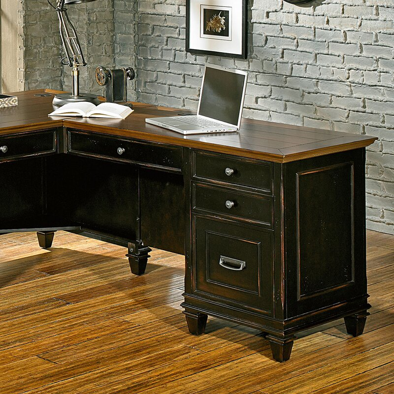 Hartford L Shape Executive Desk