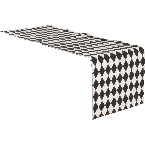 Harlequin Design Table Runner by Saro