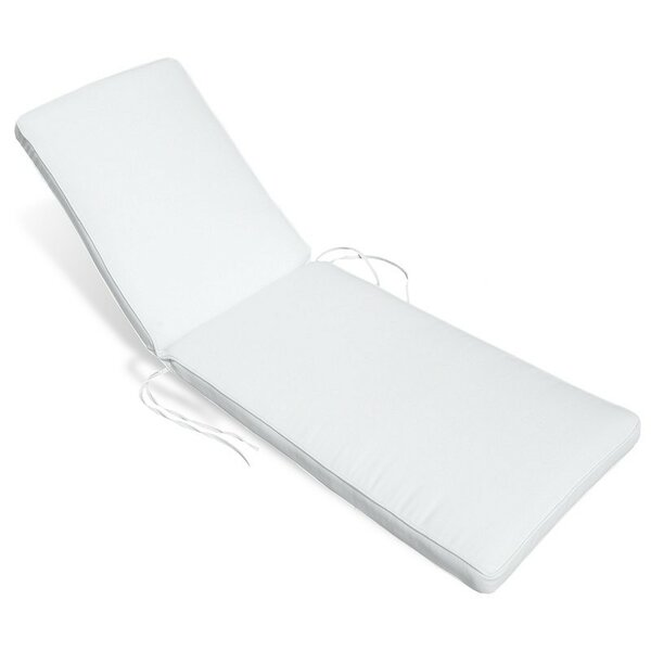 Sundance Indoor/Outdoor Sunbrella Chaise Lounge Cushion (Set of 2) by Ivy Bronx