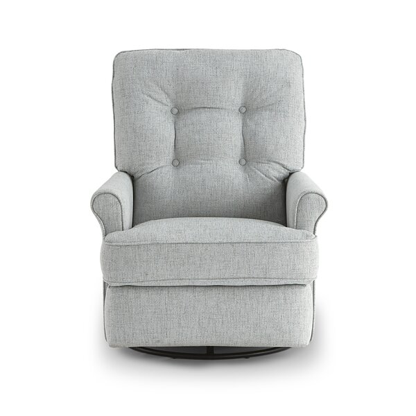 Quinnesec Manual Swivel Recliner W001524970