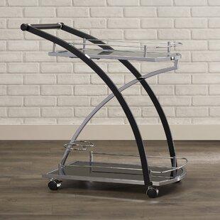 Online Purchase Daniella Bar Cart Best Price