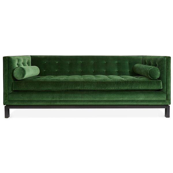 Lampert Chesterfield Sofa by Jonathan Adler