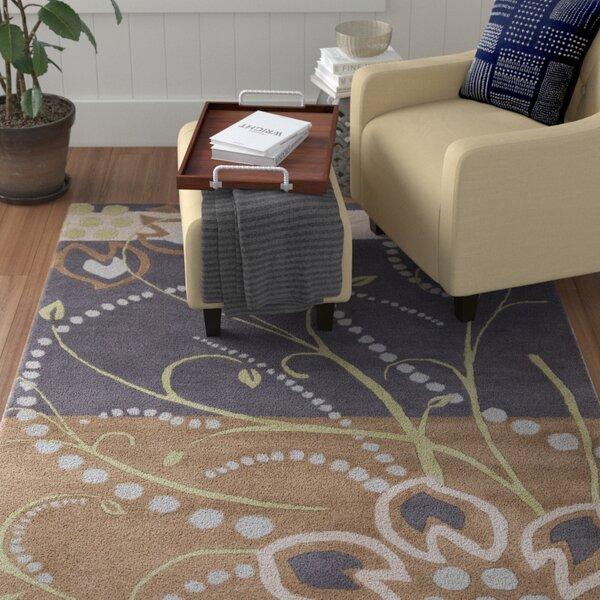 Hayden Floral Area Rug by Winston Porter