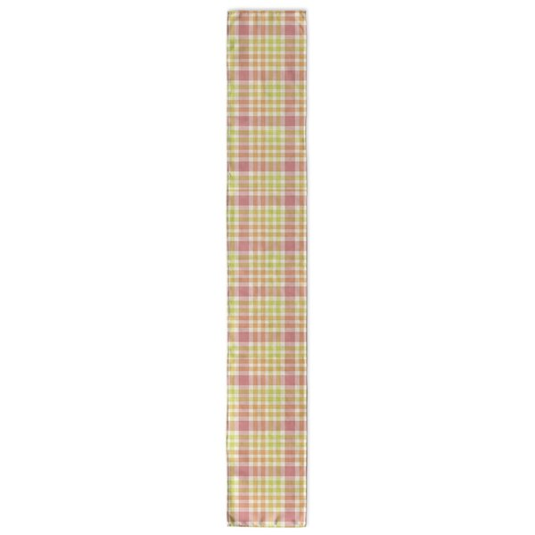 Mollien Plaid Table Runner by Darby Home Co