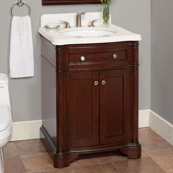 Chester 26 Single Bathroom Vanity Set by Lanza