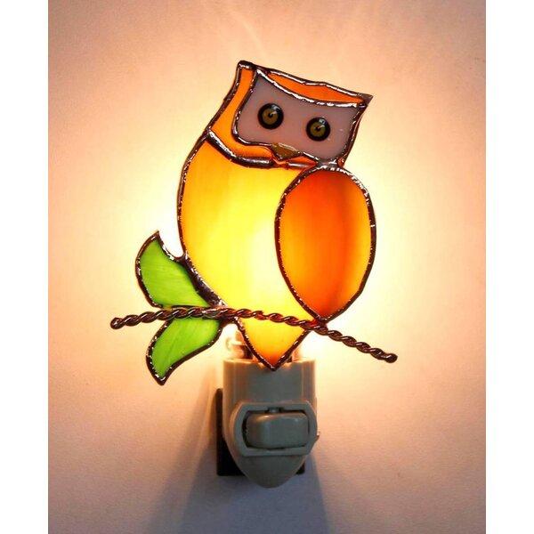 Owl Night Light by Gift Essentials