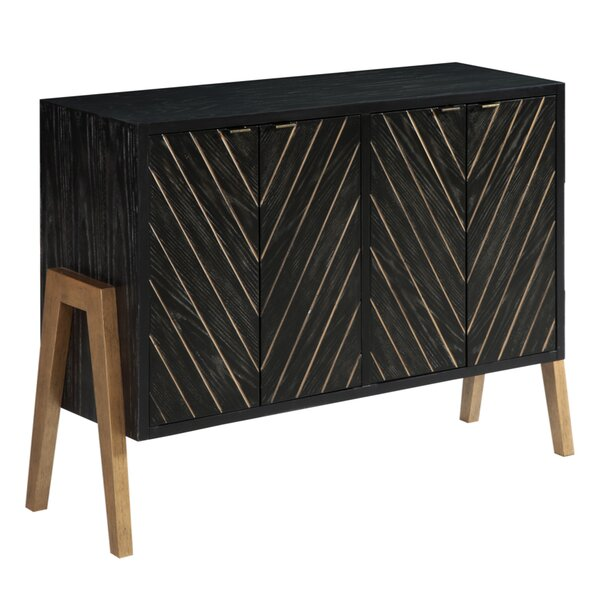 Maggio 4 Door Accent Cabinet by Ivy Bronx