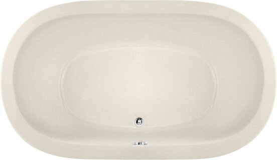 Designer Liliana 66 x 42 Soaking Bathtub by Hydro Systems