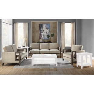 Billington 3 Piece Living Room Set by Canora Grey