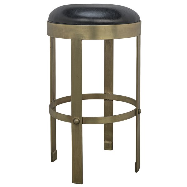 Prince 25 Bar Stool by Noir