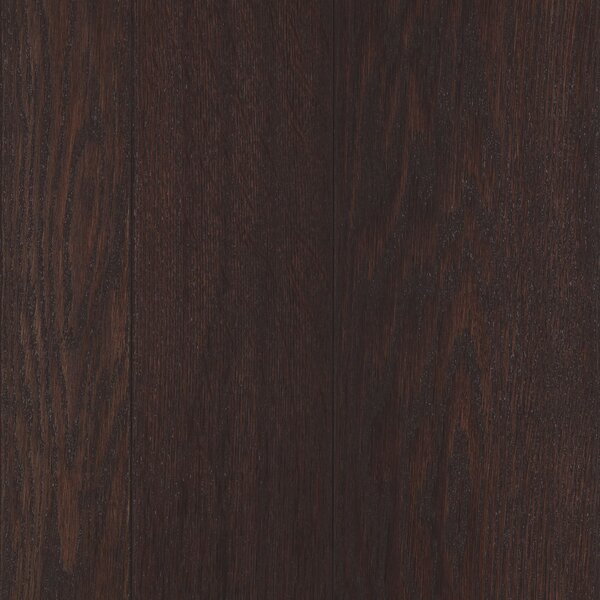 Penbridge Random Width  Engineered Oak Hardwood Flooring in Walnut by Mohawk Flooring