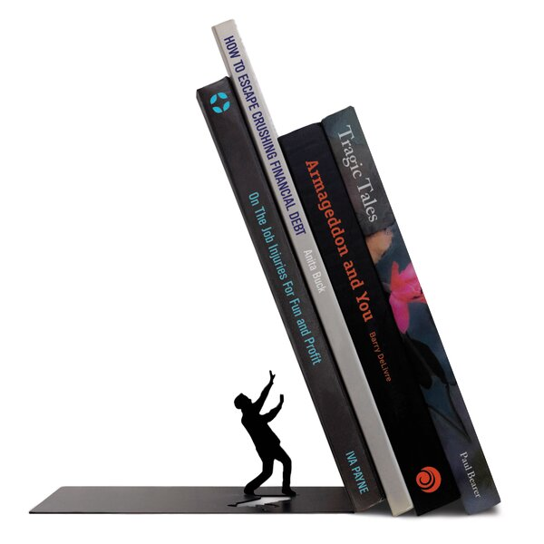 The End Bookend by Fred