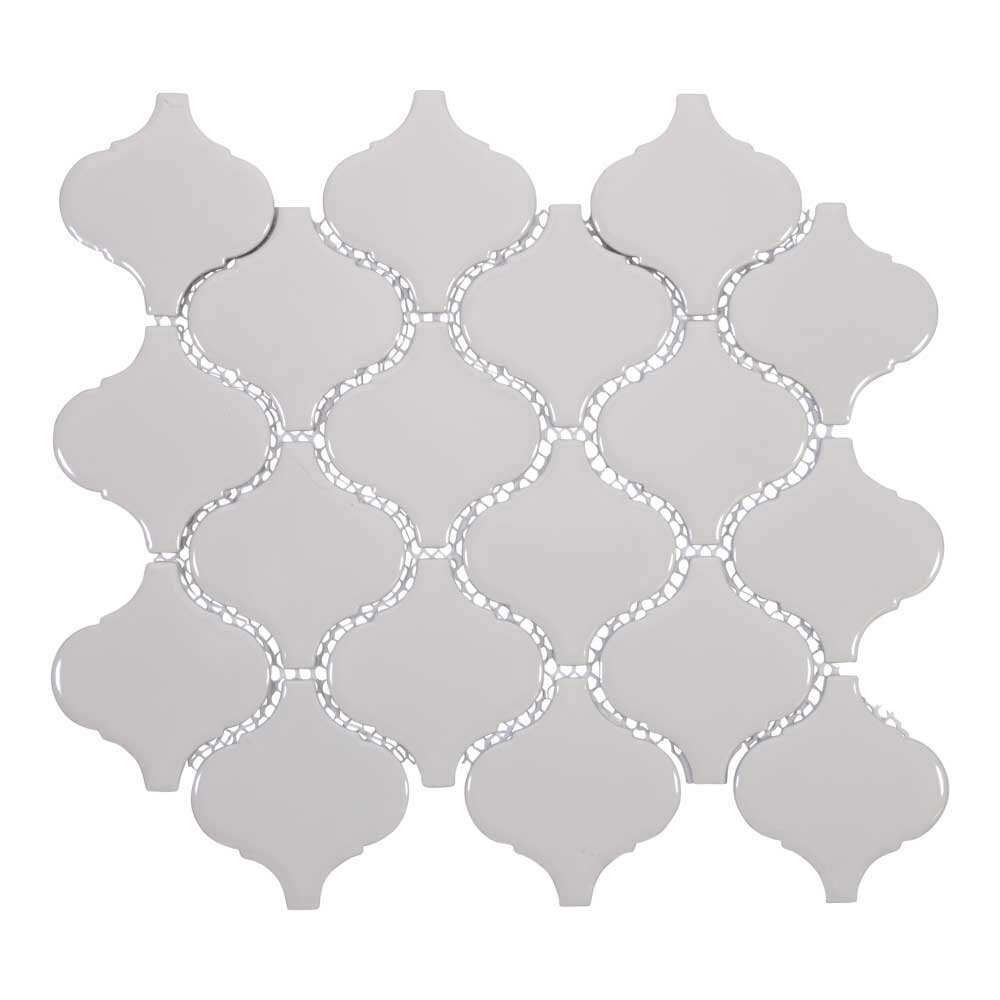 Giorbello Arabesque 3 x 3 Porcelain Mosaic