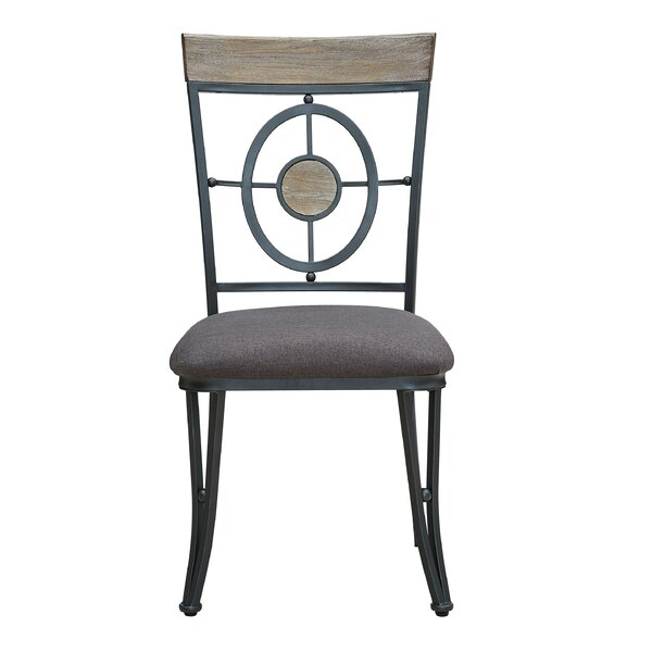 Benedetto Dinning Chair (Set of 2) by World Menagerie