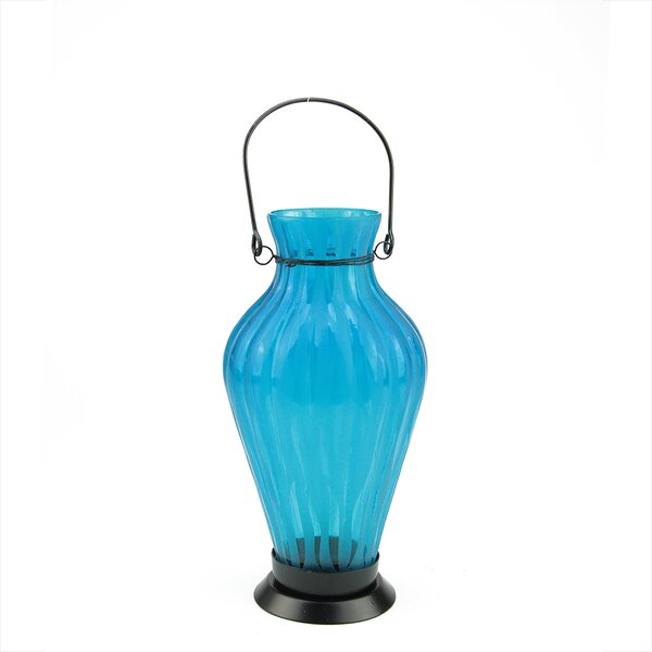 Glass Lantern by Northlight Seasonal