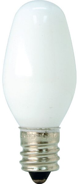 4W 120-Volt Incandescent Light Bulb (Set of 4) by GE
